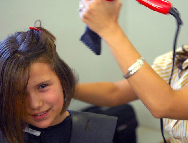 Tagli per capelli bambine a ciampino