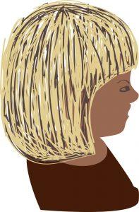 Colpi di sole per bambini capelli lisci