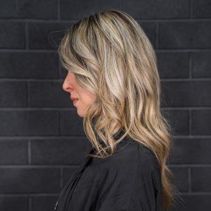 capelli mossi - ricostruzione
