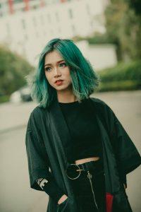 long-bob-verde-blu